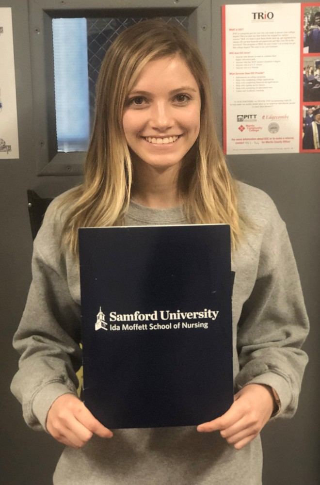 Lily Jacobson - Samford University - Class of 2019