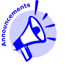 JES - Weekly Announcements - 09-02-2019