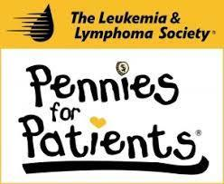Pennies for Patients - Blood Droplet Sales