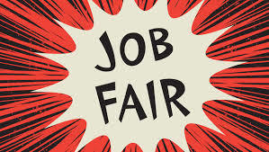 Part I of the Job Fair Participants - 05-08-2019