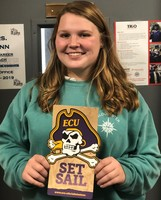 Caroline Reason - East Carolina University - Class of 2019