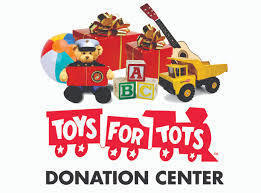 JES Toys for Tots Drop Off Location - Deadline -Monday December 9th