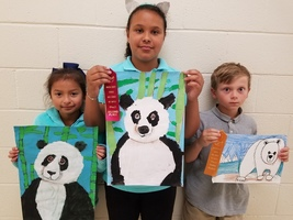 K-2 Art Winners