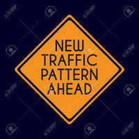 JES - Traffic Pattern Change - Feb. 10th