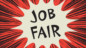 Job Fair - May 8th - 12:00pm - 1:30 pm - All Knight Lunches