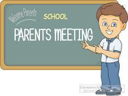 Virtual JES Parent Meeting - Google Meet - April 30th - 6 pm