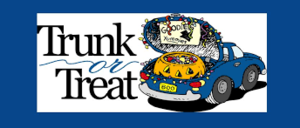 Martin County Sheriff Department - Trunk or Treat Event - 10-29-2019