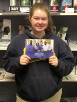 Mackenzi Wolff - Elizabeth City State University - Class of 2019