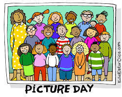 Picture Day - Parent Letter - 10-22-2019