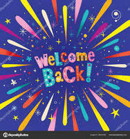 Welcome Back - 12-02-2019 - 7:50 am