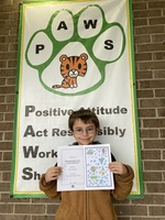 Congratulations - Mario Cabeleira  2nd Grade - Williamston Primary School
