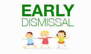 JES - Early Release 2:30 pm - January 15th - Save the Date