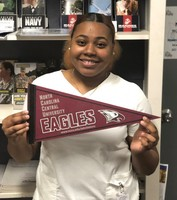 Jaileya Gladney - North Carolina Central University - Class of 2019
