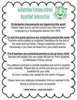 WPS information for parents