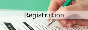 Registration Guide and Materials - 2019-2020