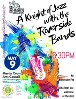 A Knight Of Jazz - RHS Jazz Band - May 9th