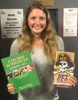 Cierra Bembridge - Beaufort County Community College (RIBN Program) - Class of 2019