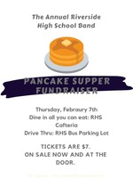 RHS Pancake Supper