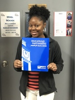 Samariyah Goddard - Pitt Community College - Class of 2019