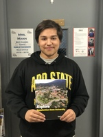 Edgar Perez - Appalachian State University - Fall 2019