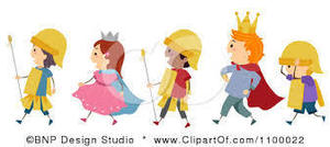 Story Book Parade - Monday March 3rd - 9:30 am