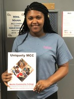 Samesha Bland - Martin Community College - Class of 2019