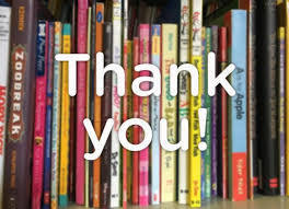 Books - Thank You