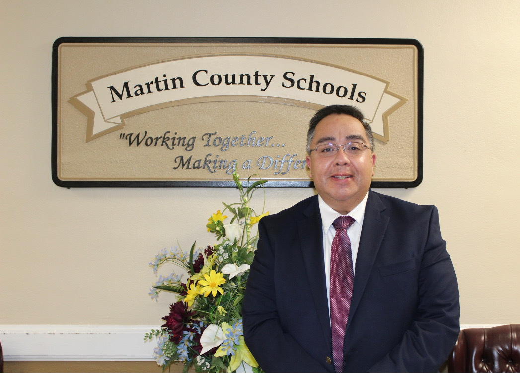 New Superintendent to Martin County Schools